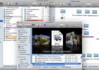 Présentation des dossiers et fichiers sous MAC