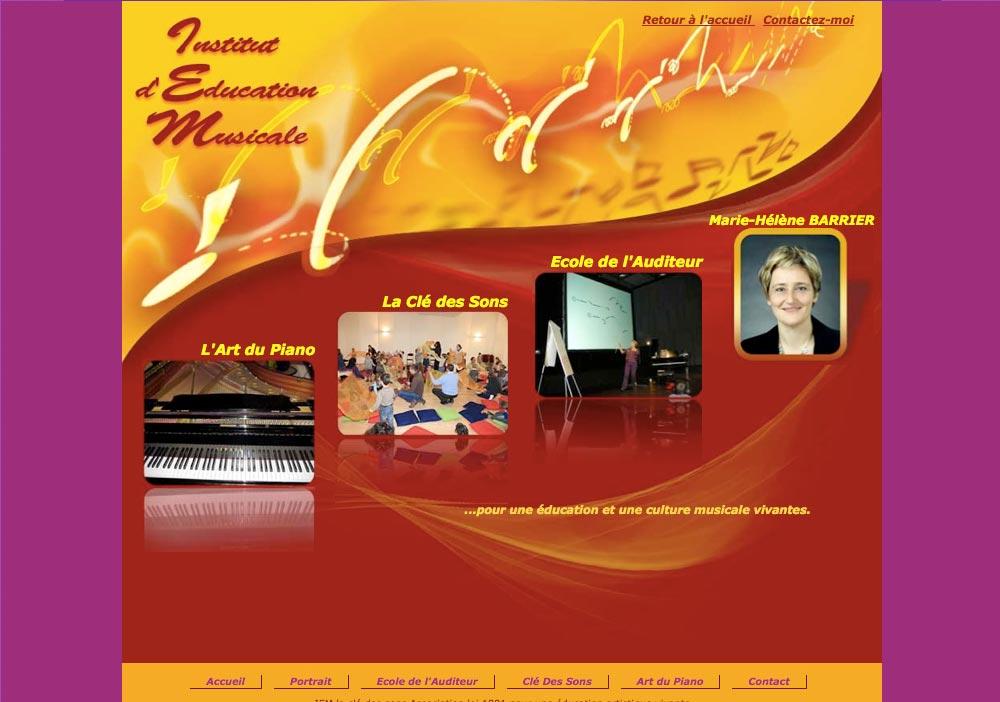 institut musical à Aix