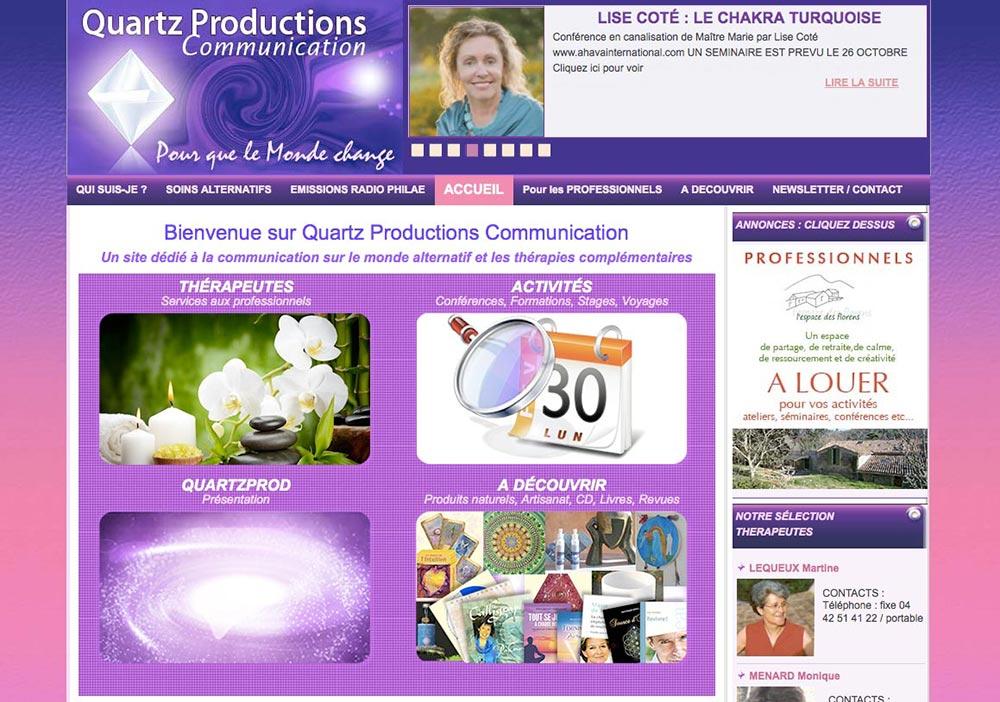 site quartzprod