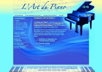 art-du-piano