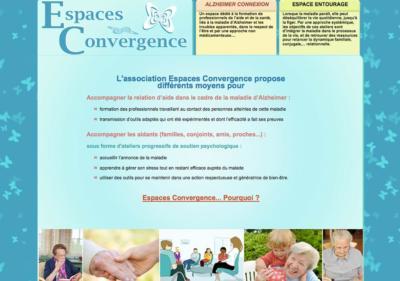 espaces-convergences