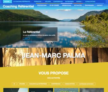 site coachingreferentiel Jean-Marc PALMA